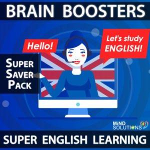 Easy English Learning Program  – Super Saver Pack