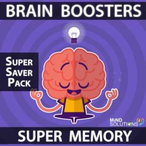 Super Memory Program – Super Saver Pack